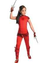 New Girls Red Jinx Halloween Costume G.I.Joe size XS (3T-4T) - $14.69