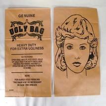 4 LADY UGLY BAGS novelty joke items women girls gags - $6.31