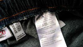 Denim & Company Elastic Waist Jeans Size LT Dark Blue image 9