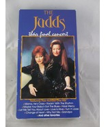 The Judds Their Final Concert 1992 Country Music Concert VHS - $3.75