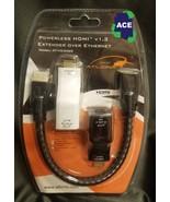 New Atlona Powerless Hdmi v1.3 Extender Over Ethernet - $20.00
