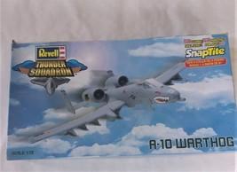 Revell Model A-10 Warthog Snaptite 1:72 New Opened Box - $14.35