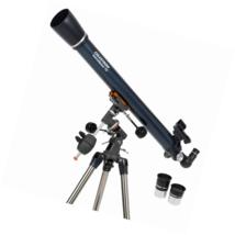 Celestron 21062 AstroMaster 70 EQ Refractor Telescope - $129.43