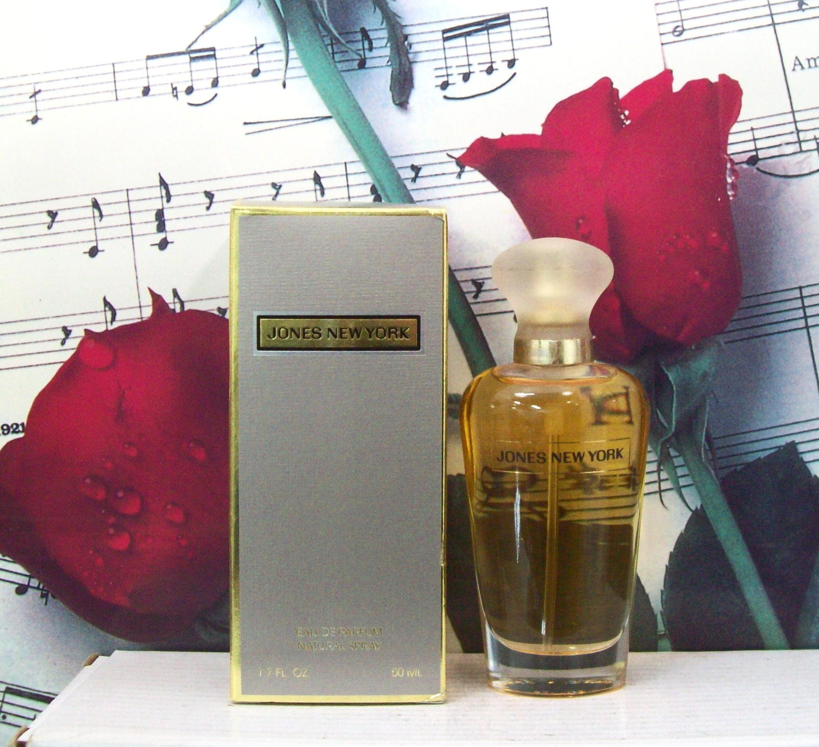 Primary image for Jones New York By Paul Sebastian EDP Spray 1.7 FL. OZ. NWB