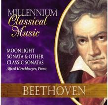 Beethoven CD Moonlight Sonata And Other Classic Sonatas  - $1.99
