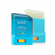AHC Natural Perfection Fresh Sun Stick 14g UV Protection SPF50+/PA++++ K- Beauty image 1