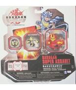Bakugan Super Assault MYSTIC CHANCER Red Pyrus Brawler Dice Thrower NEW SEALED - $22.67