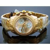 Aqua Master Swiss Movt 0.60ct Diamond 40mm Watch Rose gold tone watch - $247.49