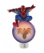 """Marvel Comics The Amazing Spider-Man 5"""" Resin Figure Nightlight, NEW UNUSED - $11.64"""