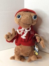 ET the Extra Terrestrial Plush Stuffed Doll Toy And Keychain Universal S... - $27.87