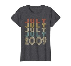 Brother Shirts - Retro Classic Vintage JULY 2009 Awesome 9 Years Old Bei... - $19.95+