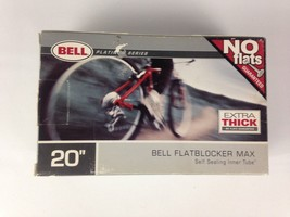 Bell Flatblocker Max Bicycle Self Sealing Inner Tube No Flats Bike Tire New - €15,04 EUR