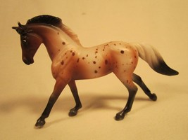 Breyer Reeves Stablemates Mold #5629 Cantering Warmblood Mod 5707 [Z287e4] - $9.57