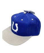 Indianapolis Colts Vintage NFL Team Color Replic Snapback (New) By Drew ... - $19.99
