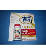 Schiff Move Free Ultra 75 Tablets Supports Joints Cartilage Bone - $31.35