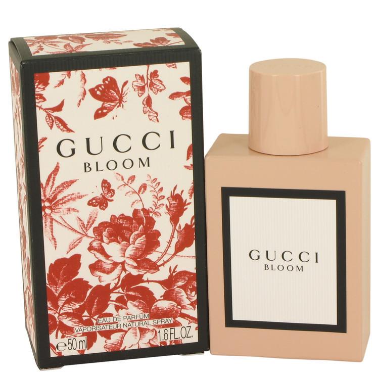 Gucci bloom 1.6 oz edp perfume