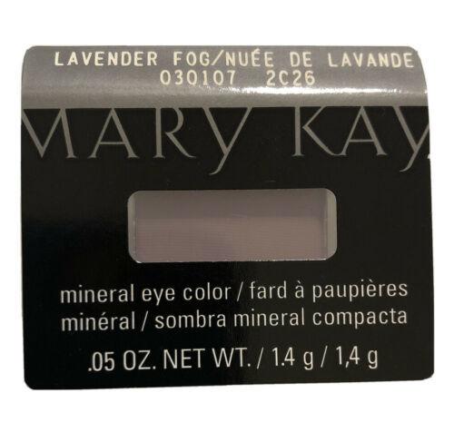 NIB MARY KAY Mineral Eye Color Eyeshadow Lavender Fog Discontinued FREE SHIP! - $9.89