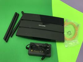 TP-LINK AC1750 Archer C7 Dual Band Gigabit 4 Port Wireless Router Black #U1937 - $32.56
