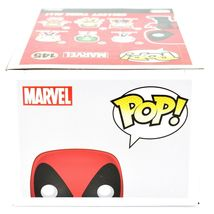 Funko Pop! Marvel Deadpool Dressed to Kill Suit & Tie PX Previews Exclusive #145 image 6