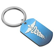ENSIANTH A Physician's Prayer Keychain Physician's Prayer Keychain - $14.02