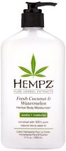 Hempz Fresh Coconut & Watermelon Herbal Body Moisturizer - $14.99