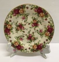❤RARE 1999 ROYAL ALBERT OLD COUNTRY ROSES CLASSIC III  DINNER SALAD LUNC... - $32.50