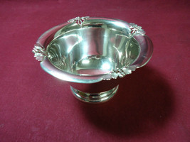 Modernistic Sterling Silver Dip Bowl by M. Fred Hirsch Co. Alexandria   - $175.00