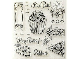 Close to My Heart It's a Party! Clear Stamp Set image 2