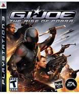G.I. JOE: The Rise of Cobra - Playstation 3 by Electronic Arts [video game] - $9.89
