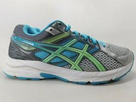 Asics Gel Contend 3 Size US 7.5 M (B) EU 39 Women's Running Shoes Gray T5F9N