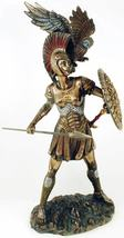 "Athena Goddess of Wisdom and War 12"" Statue - $80.00"