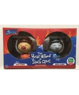 Funko Dorbz Vinyl Figures - The Year Without a Santa Claus - HEAT & SNOW... - $80.19