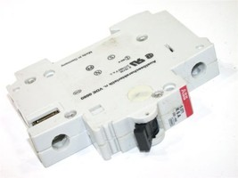 Abb 6 Amp 1 Pole Circuit Breaker Din Mt S271 K6A- 2 Available - $8.90