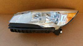 13-16 Ford Escape Halogen Headlight Head Light Lamp Driver Left LH image 5