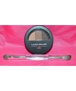 Laura Geller Baked Impressions Eyeshadow Palette - Espresso Yourself w/b... - $10.79