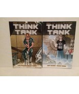 THINK TANK VOL. 1 AND VOL. 2 GRAPHIC NOVELS - FREE SHIPPING - $18.70