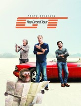 "The Grand Tour Poster British Motor Season 2 TV Show Print 13x20"" 24x36""... - $9.80+"