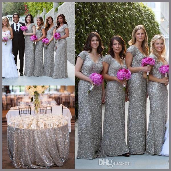 Quins grey font b long b font font b bridesmaid b font font 748748c2 a57a 4b83 ab71 7ff6ca369359