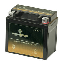 YTX5L-BS Scooter Battery for HONDA CH80 Elite 80CC (93-'09) NH80 Aero ('85) - $26.09