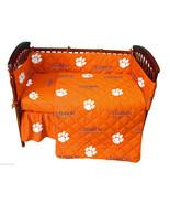 Clemson Tigers Baby Crib Set Cotton - $102.90