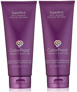 ColorProof Super Rich Daily Intensive Moisture Treatment 6.7 Oz Pack of 2 - $27.90