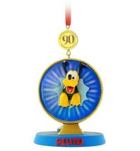 Pluto - 90th Anniversary Legacy 10/12 -  Disney Sketchbook Ornament 2020 - $29.69