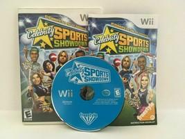 Celebrity Sports Showdown (Nintendo Wii, 2008) - $3.65
