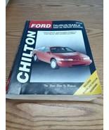 CHILTON (8251) 26700 FORD Taurus MERCURY Sable 1986-1995 Repair Manual - $7.91