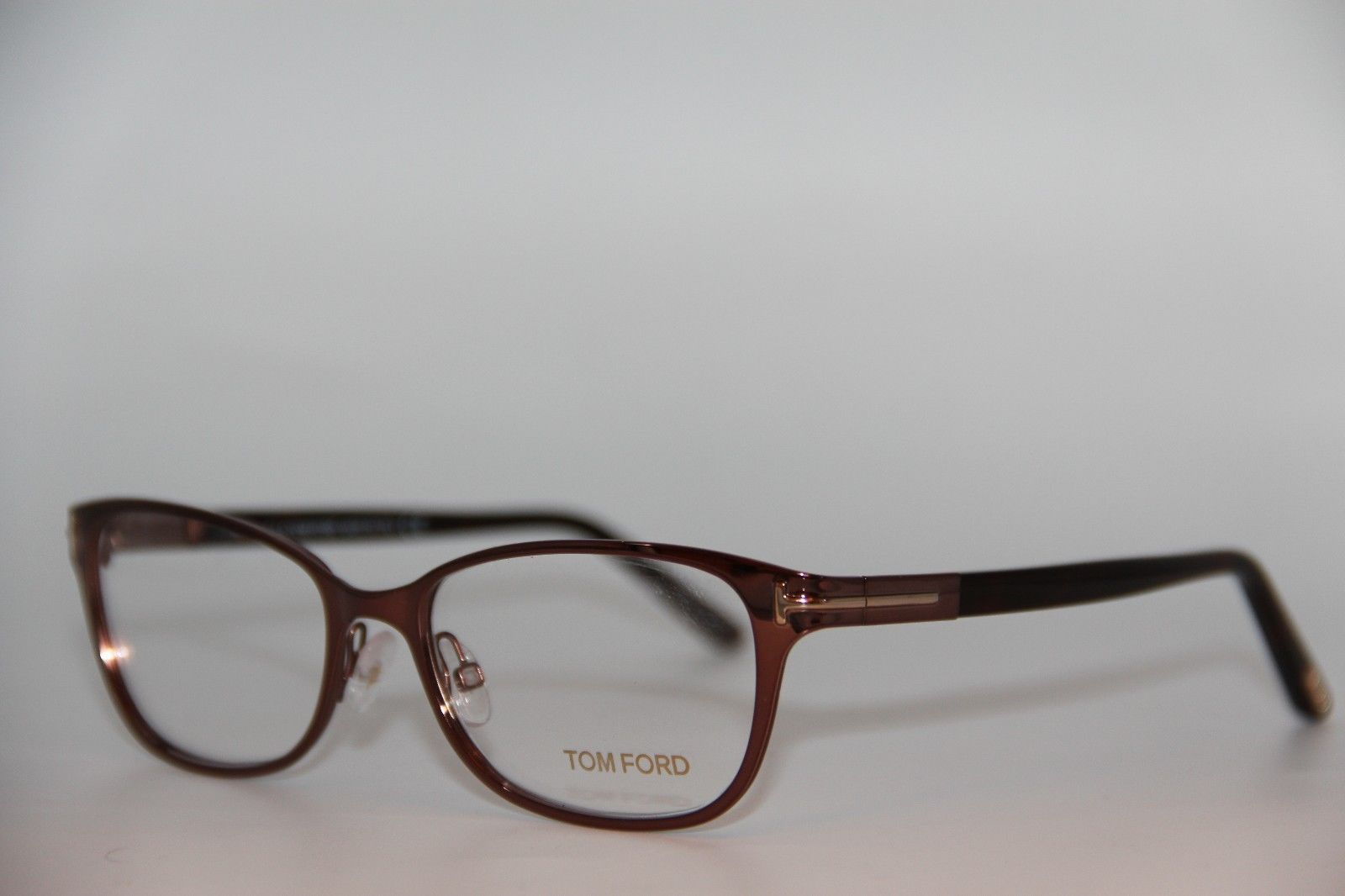 9bb1ff3761f58 New Tom Ford Tf 5282 048 Brown Eyeglasses and 50 similar items. 57