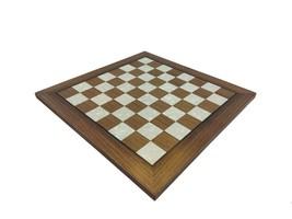 "Professional Tournament Wooden chess board WALNUT ART 50 mm - 2"" - $108.89"