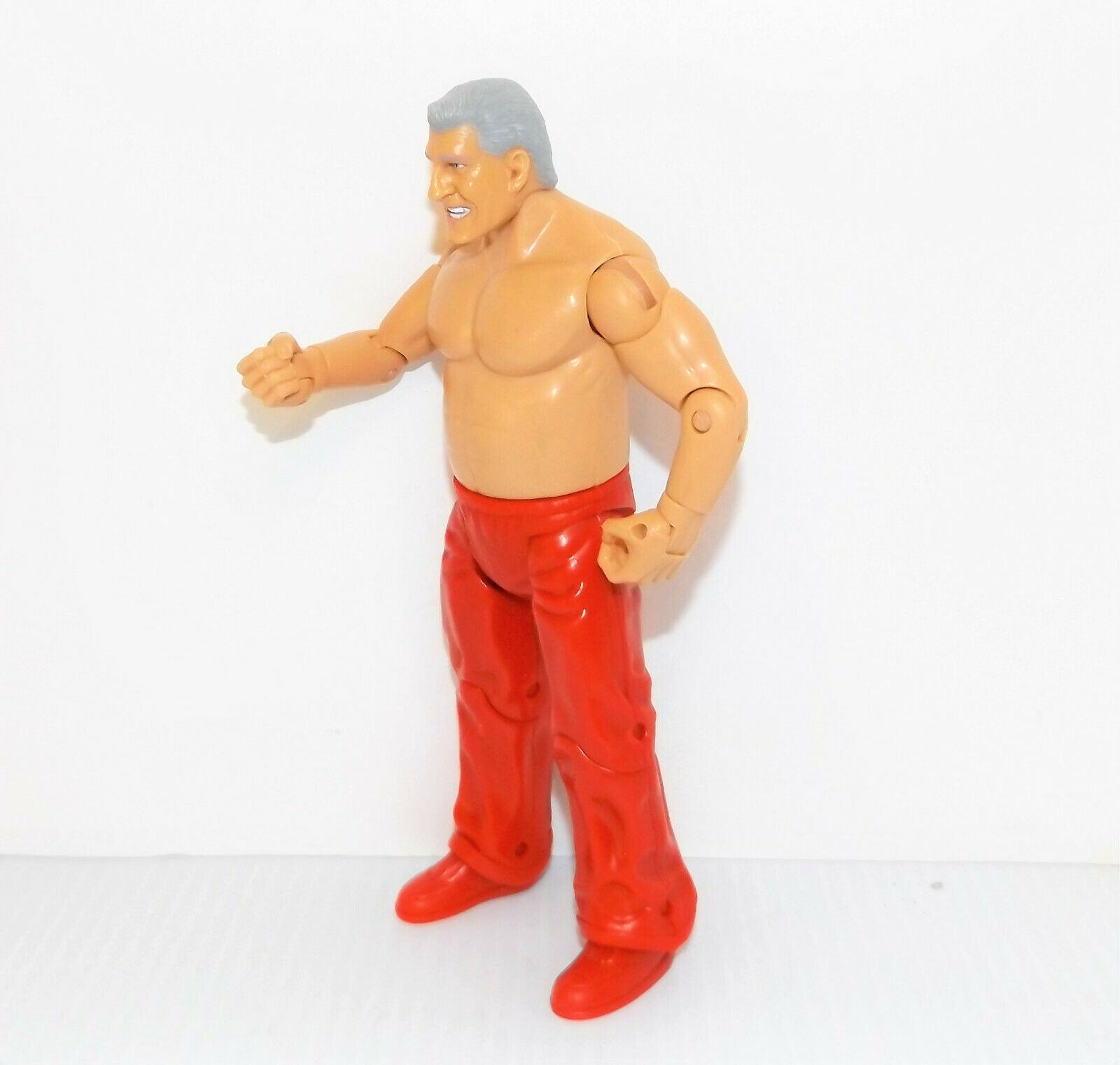 "'05 Jakk's Pacific WWE Classic Superstars ""Freddie Blassie"" Action Figure [6021]"