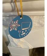 Snowman Christmas Decoration - $1.00