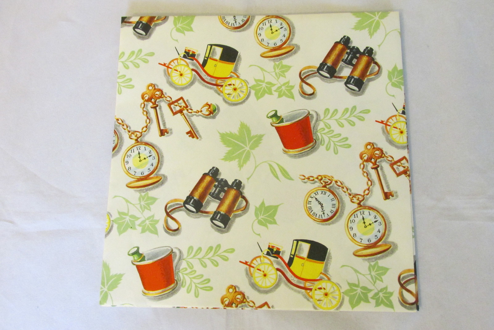 Vintage Gift Wrap Lot - Baby & Bridal Shower, Wedding, For Men, Tiny Gift Cards