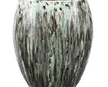 A&B Home Decorative Terracotta Vase, 11 x 7 x 14.5-Inch